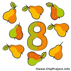 8 - Zahlen lernen