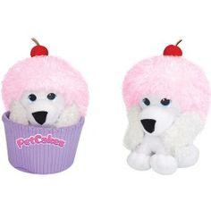 Well Made Toys PetCakes Collectibles Series 1 Coco-Coconut Plush