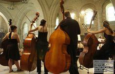 Musiciens - Festival de Saintes