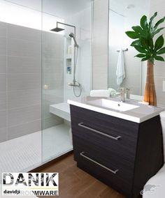 [DANIK]900mm dark grayed oak colour vanity | Trade Me $540