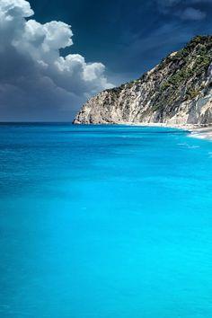 Egremni, Greece
