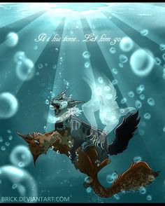 Flametail's death by BRICK DeviantArt