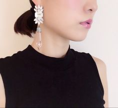 NEW▶︎ビジューピアス-ice- | ziziaccessory
