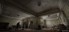 The Last of Us Art dump / Rogelio Olguin - Polycount Forum