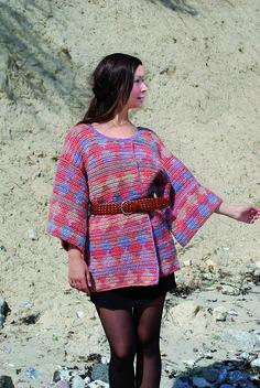 Ravelry: Kelim Jacket pattern by Camilla Ette Gotfredsen