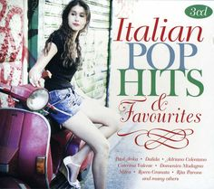 Italian Pop Hits & Favourites - Italian Pop Hits & Favourites
