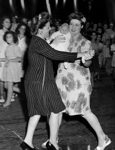 V-J Day, 1945