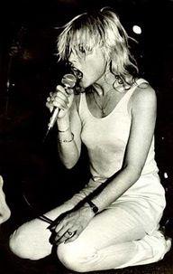 Debbie Harry, Blondie, Concert