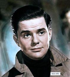 Walter Giller (* 23. August 1927 in Recklinghausen; † 15. Dezember 2011 in Hamburg) war ein deutscher Schauspieler.