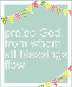 Praise God!!