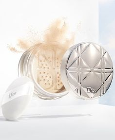Dior Diorskin Nude Air Loose Powder Healthy Glow Invisible Loose Powder