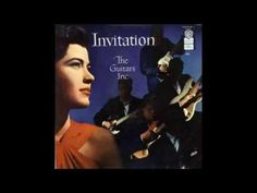 "The Guitars Inc. ""Invitation"" 1958 STEREO LP Pitman, Tedesco, (The Wrecking Crew) - Tronnixx in Stock - http://www.amazon.com/dp/B015MQEF2K - http://audio.tronnixx.com/uncategorized/the-guitars-inc-invitation-1958-stereo-lp-pitman-tedesco-the-wrecking-crew/"