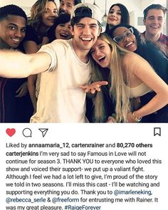 I just woke up and saw this. I m upset, I m nervous and I know you're too. bad decision ever made! Famous In Love, Bella Thorne, Fan Page, I Know, Wake Up, The Voice, Sad, It Cast, Fandoms