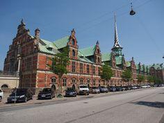 The Old Stock Exchange Copenhagen (Børsbygningen) completed 1640. This building housed the Danish stock exchange until 1974 and now houses the Danish Chamber of Commerce [4608  3456] - see http://www.classybro.com/ for more!