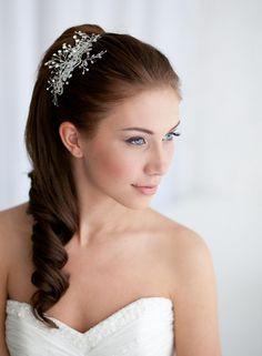 Peinados para boda civil novia