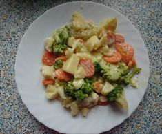 Gemüse-Kartoffelauflauf in einer Frischkäsesoße by Bella aus Do on www.rezeptwelt.de