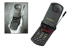 Motorola StarTAC, 1996