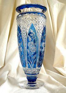 VAL Saint Lambert Grand Vase 'Florence' 1920-1925 ART Deco PAR Joseph Simon Taille | eBay