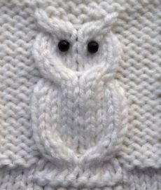 Cool knitting pattern of the owl Owl Knitting Pattern, Easy Knitting Patterns, Knitting Charts, Knitting Stitches, Knitting Socks, Baby Knitting, Crochet Patterns, Knitting Needles, Crochet Owl Hat