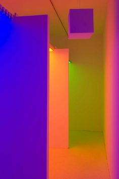chromosaturation by carlos cruz diez