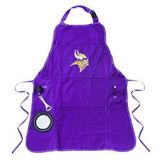 NFL Apron NFL Team Minnesota Vikings   Details can be found by clicking on  the image 2ed734c6974d