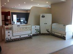 Panda bebek odası