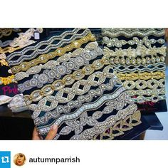 #Repost @autumnparrish Today, in literal headband heaven. So much sparkle coming to @raokboutique | #pinkpewter Currently @atlantaapparel