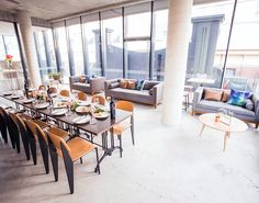 The Private Kitchen, Chippendale Kensington Street, Sydney Restaurants, Wedding Venues, Dining Table, Kitchen, Furniture, Home Decor, Wedding Reception Venues, Wedding Places