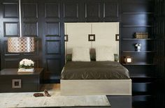 www.Binderbuilding.com  Sherman Oaks Los Angeles Artistic - Handyman / Remodeling / Home Builder  Ideas to build from...Built-in bed with underside drawers and matching bedside tables