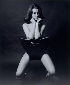Christine Keeler 1963, Lewis Morley (Australian, born 1925), Gelatin-silver print