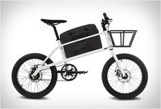 Winner of the prestigious Red Dot Award, the Quinn by Coast Cycles is a compact cargo bicycle that lets the rider carry a bag in a centrally-positioned storage compartment. The minimalist commuter, resolves the annoying problem of sweat patches formi Bike Gang, Commuter Bag, Scooter Bike, Commute To Work, Urban Bike, Cargo Bike, Bicycle Design, Cycling Bikes, Cool Bikes