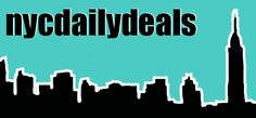 NYCDailyDeals -- What's Free And Cheap In New York City Today