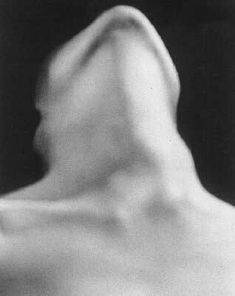 It's Man Ray but it reminds me of opening the throat when approaching camel or upper back bends...