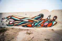 Djerbahood Graffiti Art