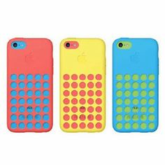 iPhone 5c Case Verdict. This is another one of my cases! I have the one on the far left. Thats my case, and the color iPhone I have!