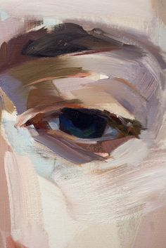 Oil on Canvas, detail - illustration and painting Painting Inspiration, Art Inspo, Illustration Art, Illustrations, Art Plastique, Portrait Art, Portrait Paintings, Paintings Of Eyes, Acrylic Paintings