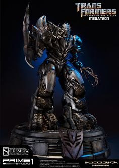 Transformers Megatron Statue by Prime 1 Studio | Sideshow Collectibles