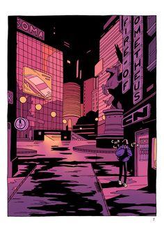 The fire of Prometheus - Short comic