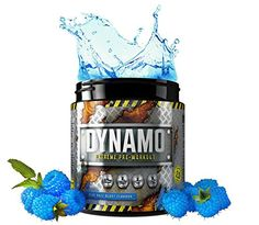 From 21.90 Protein Dynamix Dynamo Extreme Pre-workout Powder Formula For Extreme Mental Focus Energy And Huge Muscle Pumps new Improved Flavours! (blue Razz Blast 225g)