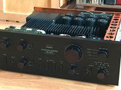 Sansui au-d11 amplifier