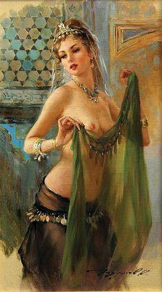 Konstantin Razumov (1974 - …) – Pintor Russo_39
