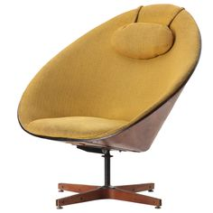 Lounge Chair By George Mulhauser   From a unique collection of antique and modern lounge chairs at http://www.1stdibs.com/furniture/seating/lounge-chairs/