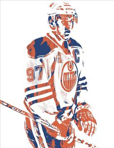 CONNOR McDAVID EDMONTON OILERS PIXEL ART 2 Art Print by Joe Hamilton. All prints are professionally printed, packaged, and shipped within 3 - 4 business days. Choose from multiple sizes and hundreds of frame and mat options. Belfast Giants, Joe Hamilton, Connor Mcdavid, Thing 1, Edmonton Oilers, Wall Papers, Hockey Players, Ice Hockey, Leather Tooling