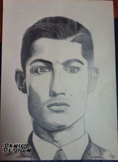 #football #Ronaldo #drawing