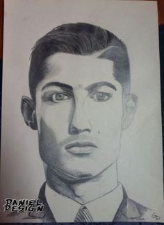 #football #Ronaldo #drawing