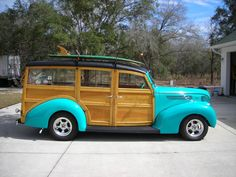 '37 Woody from the Sunshine State