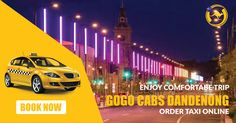 GoGo Cabs helps you find the highest quality taxi services anytime and anywhere in Dandenong. Our Dandenong Taxi can be booked in advance, hailed on the street, or picked up from designated taxi ranks. Taxi, Street, Books, Design, Libros, Roads, Book, Book Illustrations, Design Comics