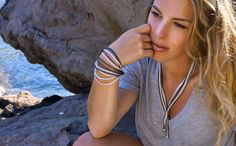 Discover the complete SENSE OF IBIZA collection in lots of different colors and combinations. Sensual look guaranteed! Scarf Jewelry, Jewellery, Moon Beach, Indian Summer, High Class, Necklaces, Bracelets, Jewelry Branding, Ibiza