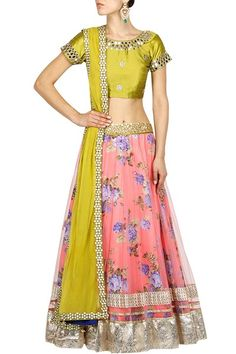 Lehenga Choli from Carma Fashion house.