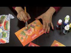 Como emplear la tecnica de pinceladas - Hogar Tv por Juan Gonzalo Angel